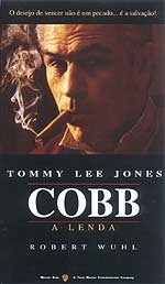 Cobb - A Lenda - Poster / Capa / Cartaz - Oficial 1
