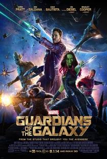 Guardiões da Galáxia - Poster / Capa / Cartaz - Oficial 2