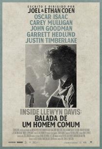 Inside Llewyn Davis - Balada de um Homem Comum - Poster / Capa / Cartaz - Oficial 2