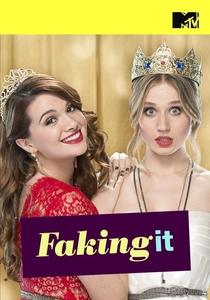 Faking It (1ª Temporada) - Poster / Capa / Cartaz - Oficial 3