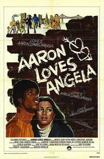 Aaron Loves Angela - Poster / Capa / Cartaz - Oficial 1