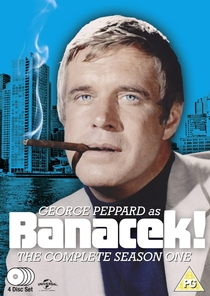 Banacek (1ª temporada) - Poster / Capa / Cartaz - Oficial 1
