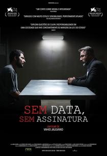Sem Data, Sem Assinatura - Poster / Capa / Cartaz - Oficial 5
