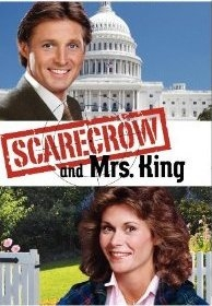 Scarecrow and Mrs. King - Poster / Capa / Cartaz - Oficial 1