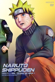 Naruto Shippuden (4ª Temporada) - Poster / Capa / Cartaz - Oficial 4