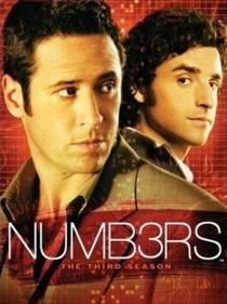 NUMB3RS ( 3ª Temporada) - Poster / Capa / Cartaz - Oficial 1