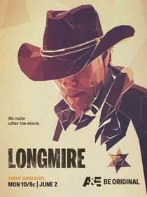 Longmire: O Xerife (3ª Temporada) - Poster / Capa / Cartaz - Oficial 1
