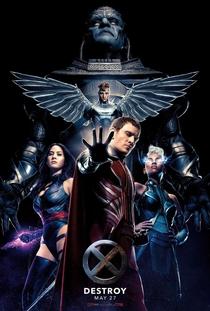 X-Men: Apocalipse - Poster / Capa / Cartaz - Oficial 4