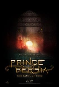 Príncipe da Pérsia: As Areias do Tempo - Poster / Capa / Cartaz - Oficial 2