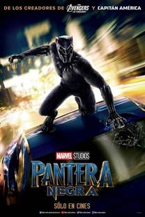 Pantera Negra - Poster / Capa / Cartaz - Oficial 20