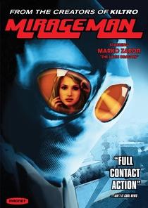 Mirageman - Poster / Capa / Cartaz - Oficial 2