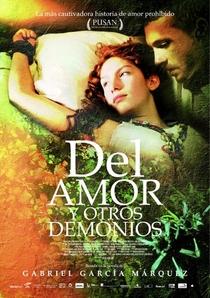 Do Amor e Outros Demônios - Poster / Capa / Cartaz - Oficial 2