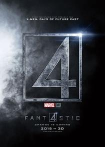 Quarteto Fantástico - Poster / Capa / Cartaz - Oficial 8