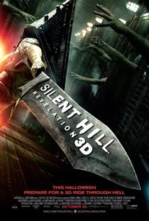 Silent Hill - Revelação - Poster / Capa / Cartaz - Oficial 1