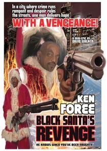 Black Santa's Revenge - Poster / Capa / Cartaz - Oficial 1