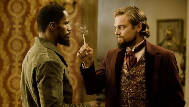 Inimigos em Django Livre, Leonardo DiCaprio e Jamie Foxx serão parceiros em novo filme