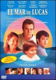 El mar de Lucas - Poster / Capa / Cartaz - Oficial 1