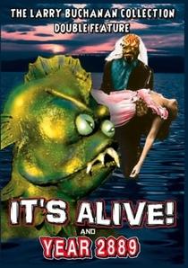 O Monstro da Caverna - Poster / Capa / Cartaz - Oficial 1