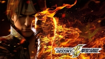 The King of Fighters: Destiny - Poster / Capa / Cartaz - Oficial 3
