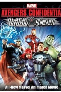 Vingadores Confidencial: Viúva Negra e Justiceiro - Poster / Capa / Cartaz - Oficial 1