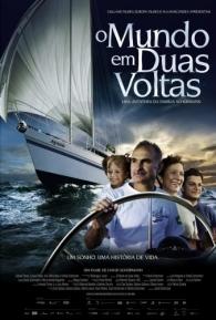 O Mundo em Duas Voltas - Poster / Capa / Cartaz - Oficial 1