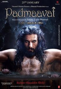 Padmaavat - Poster / Capa / Cartaz - Oficial 12