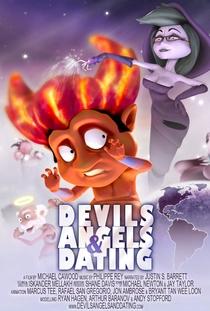 Devils, Angels & Dating - Poster / Capa / Cartaz - Oficial 1
