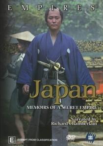 Japão: Memórias de um Império Secreto - Poster / Capa / Cartaz - Oficial 2