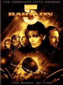 Babylon 5 (5ª Temporada) - Poster / Capa / Cartaz - Oficial 1