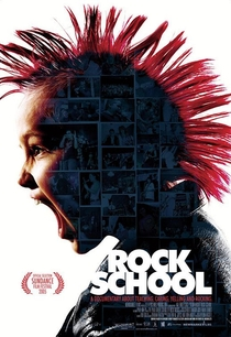 Rock School - Poster / Capa / Cartaz - Oficial 1
