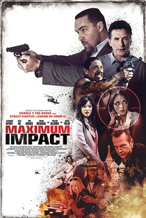 Maximum Impact - Poster / Capa / Cartaz - Oficial 2