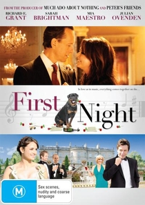 First Night - Poster / Capa / Cartaz - Oficial 2