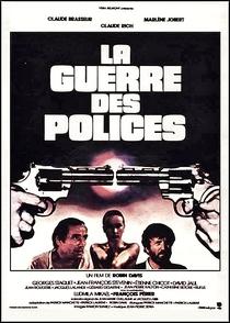 Guerra de Polícias - Poster / Capa / Cartaz - Oficial 1