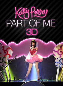 Katy Perry - Part of Me - Poster / Capa / Cartaz - Oficial 6