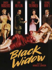 A Viúva Negra - Poster / Capa / Cartaz - Oficial 1