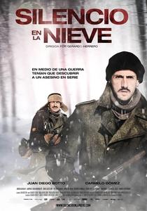 Silêncio na Neve - Poster / Capa / Cartaz - Oficial 1