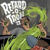 Retard-o-tron : Volume 2 - Poster / Capa / Cartaz - Oficial 1