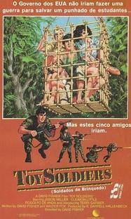 Soldados de Brinquedo - Poster / Capa / Cartaz - Oficial 2