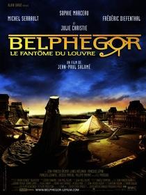 O Fantasma do Louvre  - Poster / Capa / Cartaz - Oficial 1