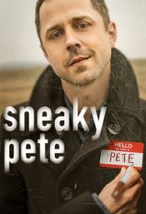 Sneaky Pete (1ª Temporada) - Poster / Capa / Cartaz - Oficial 2