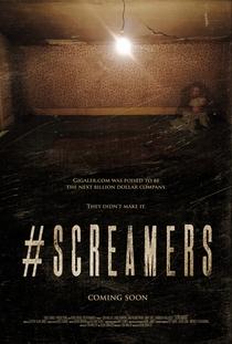 #Screamers - Poster / Capa / Cartaz - Oficial 2
