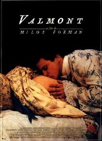 Valmont - Uma História de Seduções - Poster / Capa / Cartaz - Oficial 1