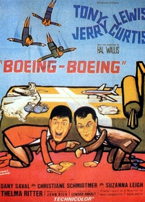 Boeing, Boeing - Poster / Capa / Cartaz - Oficial 10