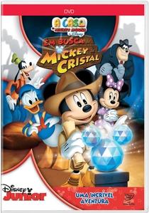 A Casa do Mickey Mouse - Em Busca do Mickey de Cristal - Poster / Capa / Cartaz - Oficial 1