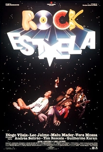 Rock Estrela - Poster / Capa / Cartaz - Oficial 4