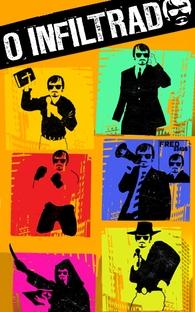 O Infiltrado (1ª Temporada)  - Poster / Capa / Cartaz - Oficial 1