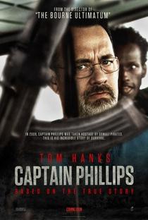 Capitão Phillips - Poster / Capa / Cartaz - Oficial 2