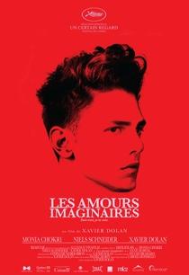Amores Imaginários - Poster / Capa / Cartaz - Oficial 6