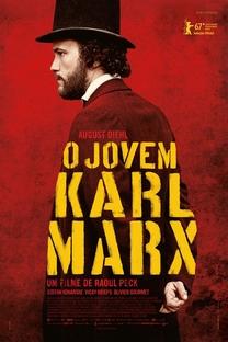 O Jovem Karl Marx - Poster / Capa / Cartaz - Oficial 4