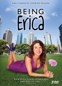Being Erica (4ª Temporada) - Poster / Capa / Cartaz - Oficial 1